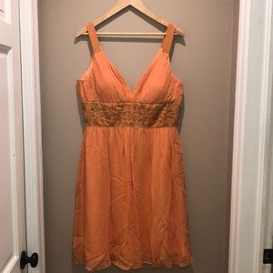 Oleg Cassini cocktail dress size 12